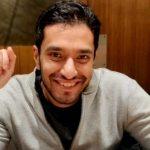 Portrait of Naif Tarafdar